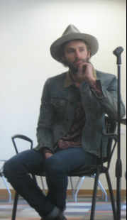 Paul McDonald at the Songwriter's Summit Students' Workshop